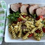 Cuban Grilled Pork Tenderloin